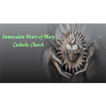 Immaculate Heart of Mary Catholic Church logo