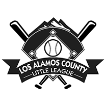 Los Alamos County Little League logo