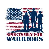 Sportsmen for Warriors logo